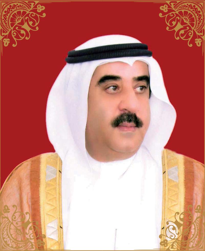 H.H Sheikh Saud bin Ra...