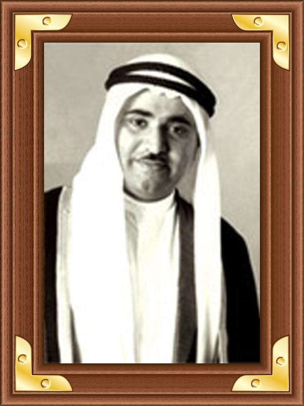 الشيخ خالد بن محمد بن صقر القاسمي